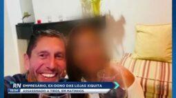 Ex-dono das lojas Xiquita é assassinado a tiros em Matinhos