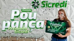 """Na """"Poupança Premiada"""" o associado do Sicredi ganha em dobro"""