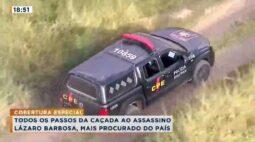 Todos os passos da caçada ao assassino Lázaro Barbosa, mais procurado do país