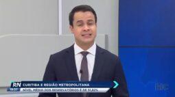 Curitiba e RMC está com nível médio dos reservatórios é de 51,82%