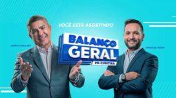 Balanço Geral Curitiba Ao Vivo | 15/06/2021
