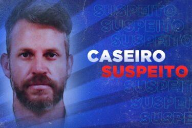 Caseiro se apresenta na delegacia e é preso como principal suspeito do assassinato de empresário