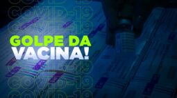 Golpistas cobram até 5 mil reais por dose da vacina da covid na internet em Londrina