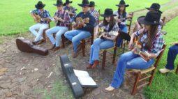 Orquestra de Viola Caipira de Toledo encerra o RIC Rural