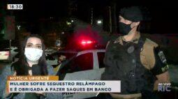 Polícia Militar apreende arma após desconfiar de nervosismo de homem