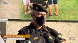 Operação policiais saíram pelas ruas da região de Maringá atrás de suspeitos do tráfico