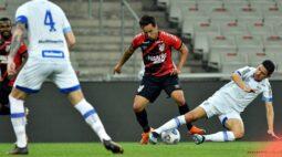 Coritiba recebe o Londrina em duelo paranaense pela Série B
