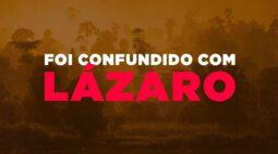 Jovem diz ter sido espancado após ser confundido com o serial killer Lázaro Barbosa
