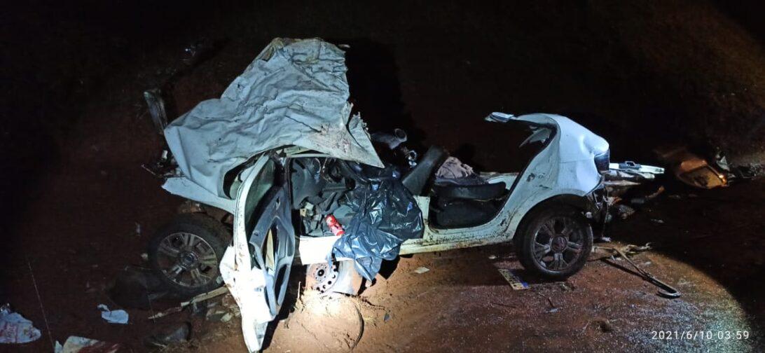 Três mulheres morrem em acidentes registrados na região Oeste, nas últimas 24h