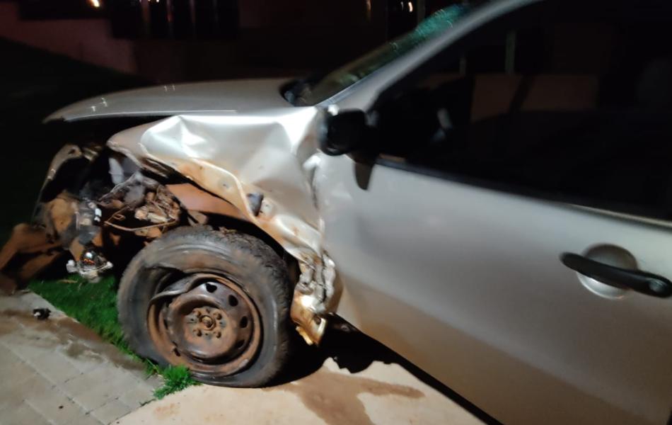 Condutores embriagados são presos após em acidente em Corbélia