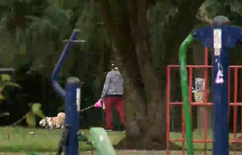 """Adolescente é atacada por tarado em praça de Curitiba: """"Ele me arrastou e tirou minha roupa"""""""