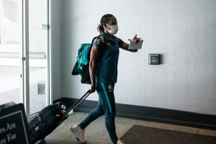 Seleção Feminina começa a se apresentar para preparação com foco nas Olimpíadas