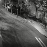 Câmeras de segurança flagram atentado contra carro e casa de vereador; assista