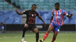 Bahia x Athletico: onde assistir, escalações e arbitragem