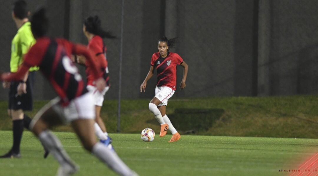 Athletico recebe América-MG em disputa direta pela classificação no Brasileirão Feminino