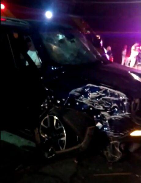 Motorista com sinais de embriaguez é agredido após atropelar criança de três anos