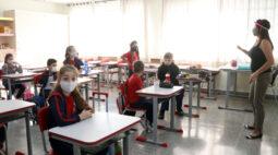 Aulas presenciais da rede municipal de Curitiba voltam em agosto