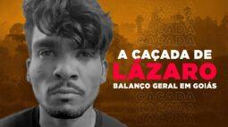 Tudo sobre a caçada a Lázaro Barbosa AO VIVO, só aqui no Balanço Geral Curitiba
