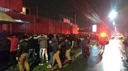 Balanço: operações flagram mais de mil pessoas nas ruas e interrompem festas no final de semana