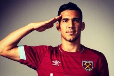 Ex-Corinthians, Balbuena encerra seu vínculo com West Ham