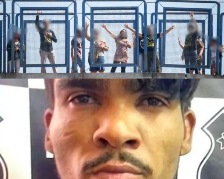 Caso Lázaro: desesperados, moradores rezam em passarela pela prisão de serial killer