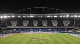 Botafogo sai do G-4 após adiamento de jogo