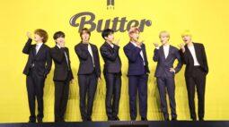 BTS se mantém no topo da Billboard pela segunda semana consecutiva