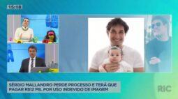 Sérgio Mallandro perde processo e terá que pagar R$ 12 mil por uso indevido de imagem