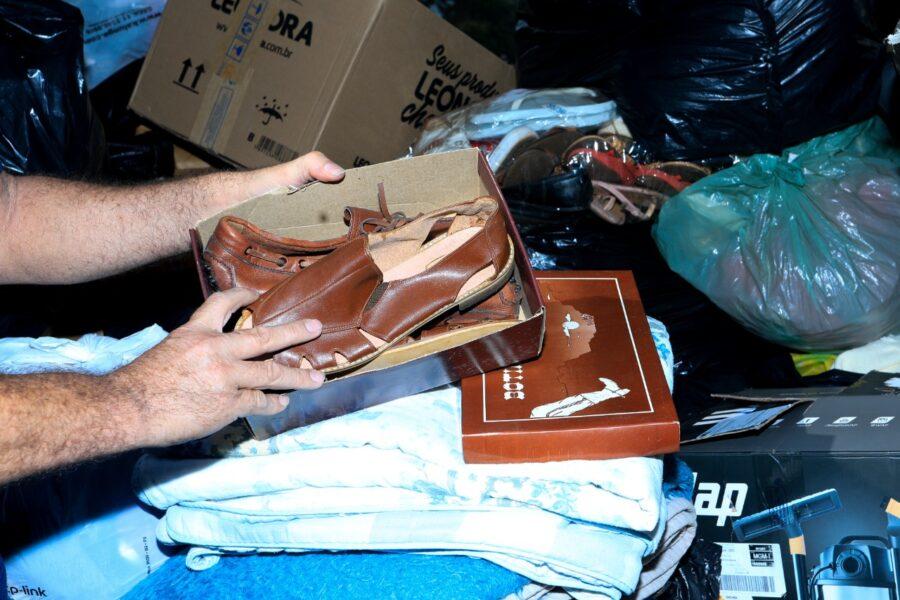 Campanha do Agasalho promove arrastão em Maringá