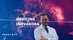 Conheça a vertical de medicina inovadora da InovaRIC, sob o olhar do nosso embaixador Marcus Rivabem