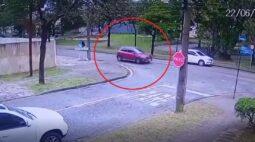 Caso Ana Paula: Imagens mostram veículo da vítima sendo seguido por atirador