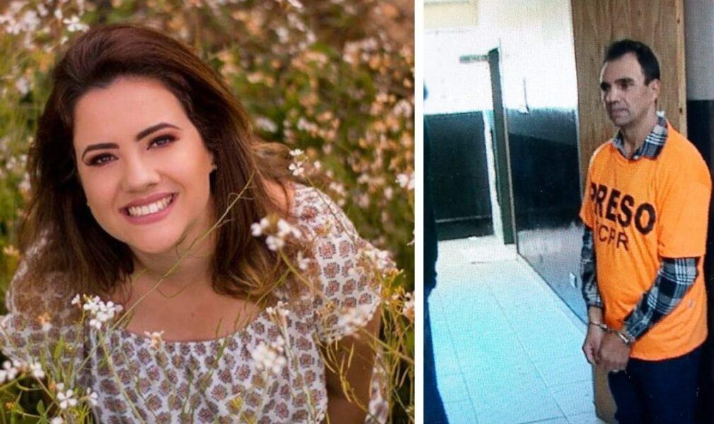 Pai é condenado a 30 anos de prisão pela morte da filha terapeuta