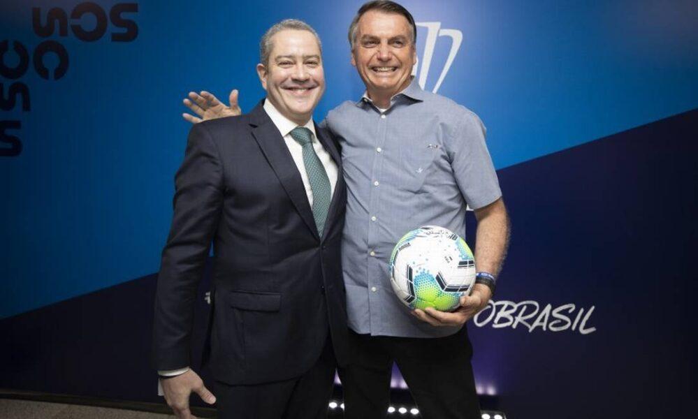 Bolsonaro confirma sua aprovação para a Copa América no Brasil