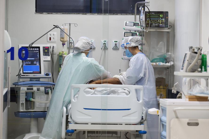 Brasil registra marca de meio milhão de mortes por Covid-19