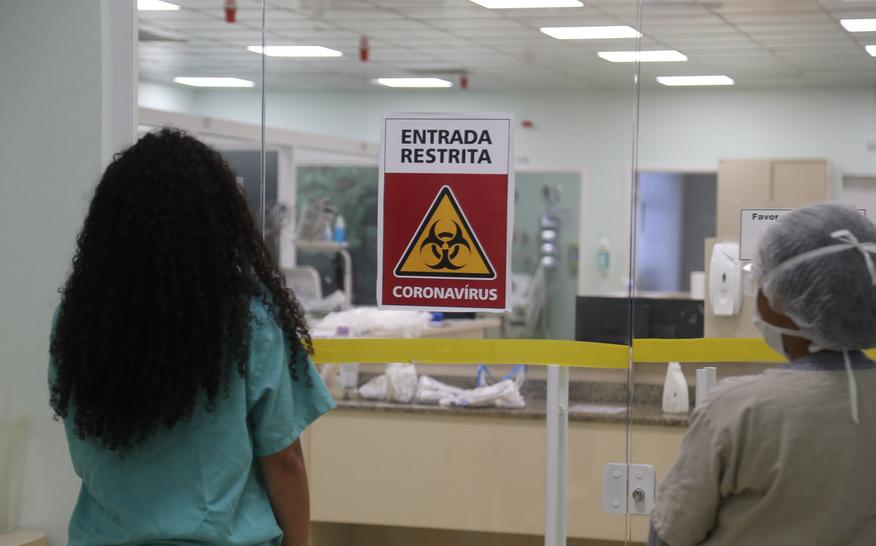 Paraná registra 100 mortes por covid-19 e ultrapassa 27 mil óbitos pela doença