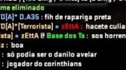 Danilo Avelar admite autoria de mensagem racista e se desculpa; Corinthians analisa o caso