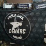 1 tonelada de maconha é apreendida em chácara, na cidade de Foz do Iguaçu