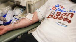 Com estoque 40% abaixo do ideal, Hemepar faz apelo à população para doar sangue