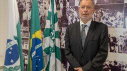 Primeiro vice, Juarez Moraes e Silva assume a presidência do Coritiba interinamente