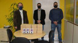 Detran ajuda Depen com 80 aparelhos biométricos para segurança em presídios