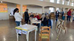 Eleição suplementar em Nova Prata do Iguaçu define hoje (13) o novo prefeito