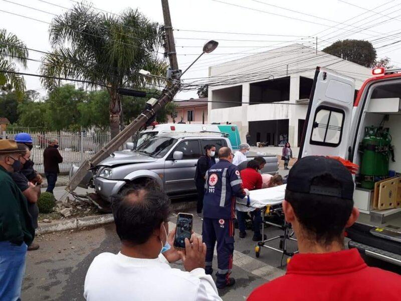 Motorista foge de emboscada, mas acaba morto; criança saiu ilesa