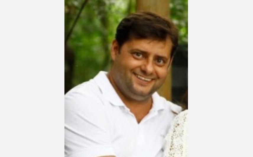 Empresário de Maringá de 42 anos morre de covid-19; esposa está grávida
