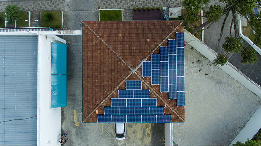 Energia solar em Curitiba ganha adeptos