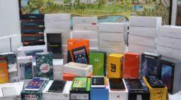 Cerca de 600 celulares e tablets são doados a alunos carentes de Londrina