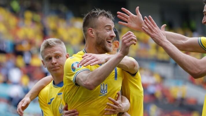 Com grande atuação de Yarmolenko, Ucrânia vence Macedônia do Norte pela Eurocopa