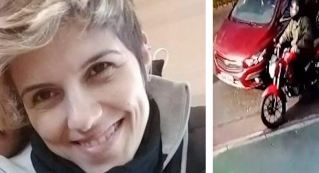 Delegada pede ajuda para identificar assassino que executou mulher no portão de casa