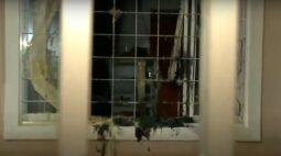 Jovem vítima de explosão em residência no São Braz morre no hospital
