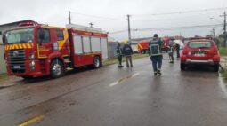 PMs estão entre vítimas de explosão que deixou quatro pessoas em estado grave na RMC