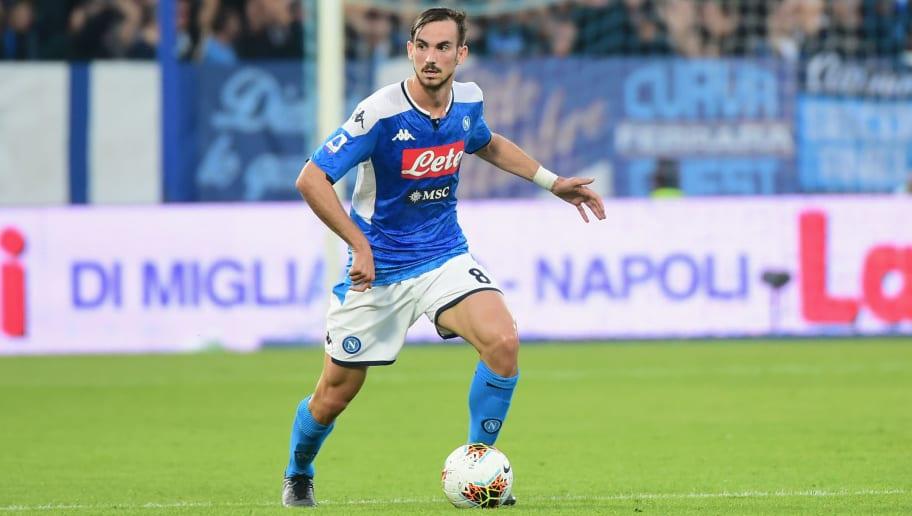 Barcelona monitora Fabián Ruiz, meio-campista do Napoli
